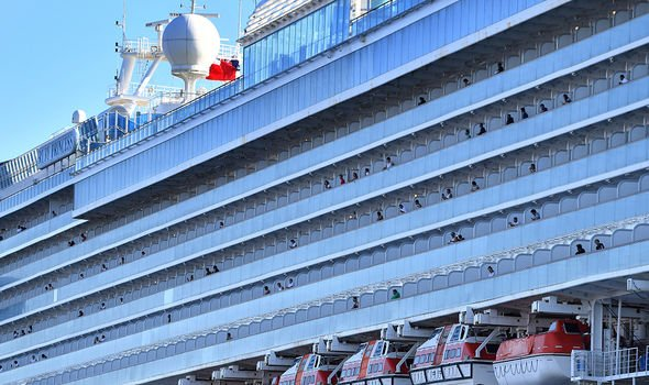 Australian investigate cruise ship 'black box' in horror covid-19 deaths