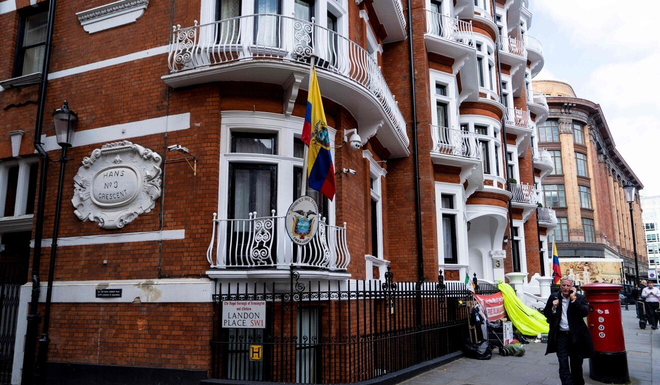 WikiLeaks founder Julian Assange fathered two children with lawyer Stella Morris in Ecuador's UK embassy