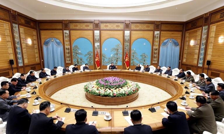 North Korea calls for stronger coronavirus measures