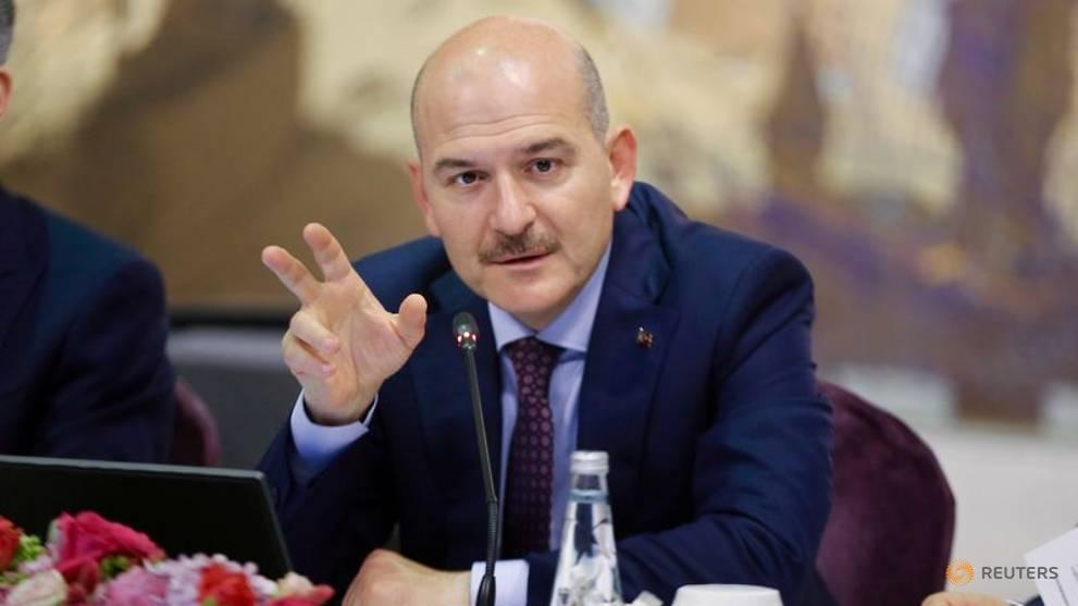 Turkey's interior minister resigns over short-notice coronavirus curfew