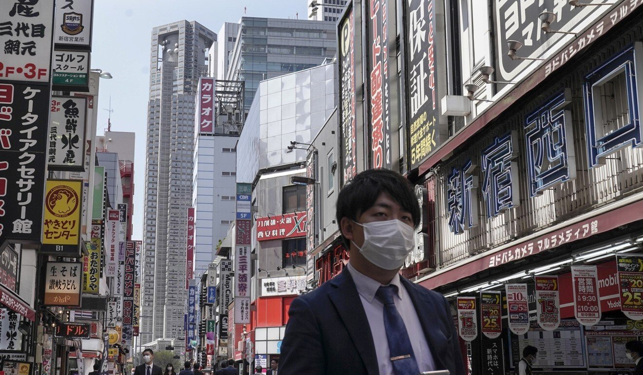 Coronavirus: Japan eases into 'soft lockdown' amid concerns Abe has not done enough