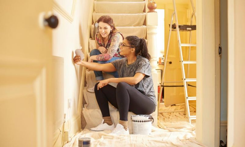 Top coat: the expert guide to painting your house perfectly – from walls to floors to radiators