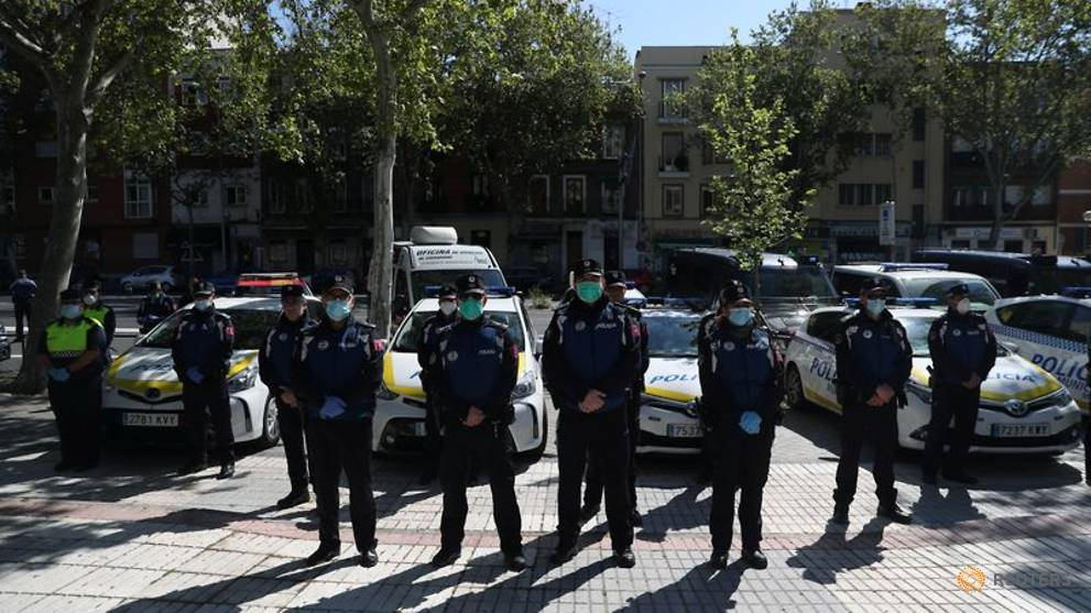 Spain loosens COVID-19 lockdown but death toll races past 17,000