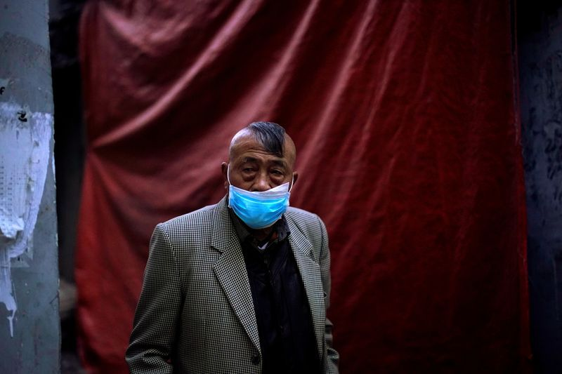 China's new coronavirus cases near six-week high, russian border new battleground