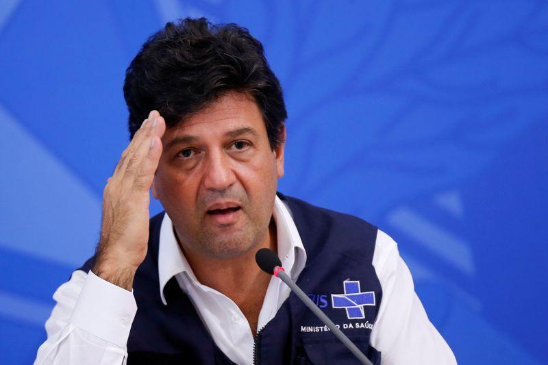 Brazil minister urges unified voice as bolsonaro downplays coronavirus