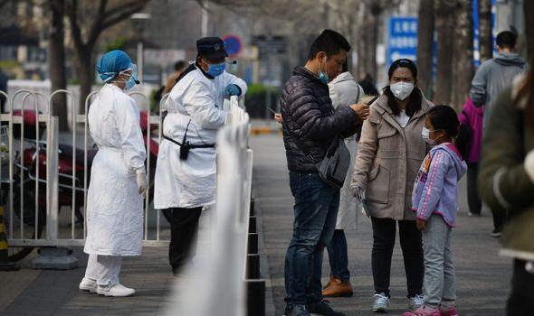 China BIRD FLU panic: Fears grow for outbreak as coronavirus lockdown lifts