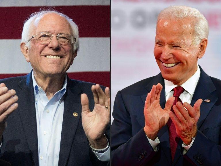 Sanders endorses ex-rival biden for US President