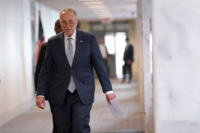 Democrats signal funding fight for expanded vote-by-mail elections