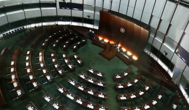 Beijing agencies slam opposition lawmakers' filibustering tactics as 'dirty tricks' that could violate their oaths of office