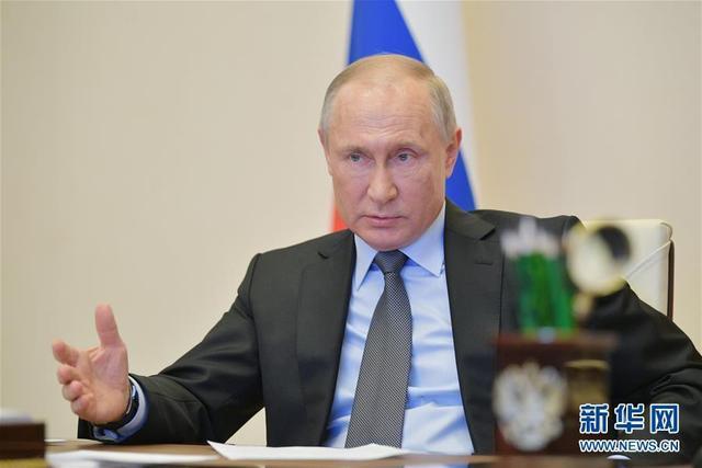 普京表示俄疫情形势恶化