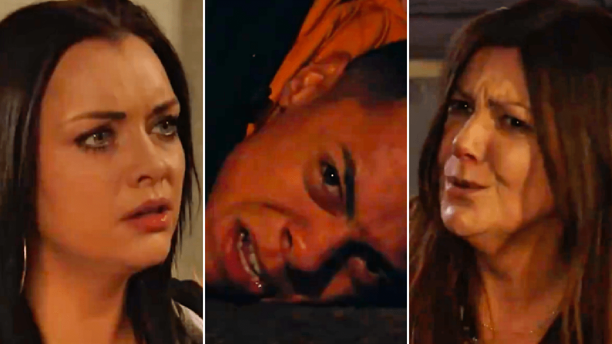 EastEnders spoilers: New trailer reveals shock arrest, Whitney's terror and Iqra's discovery