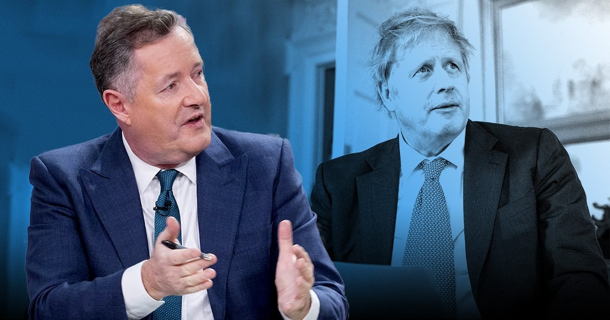 Piers Morgan demands government provide true coronavirus statistics in heated rant: 'The death rate is massively higher'