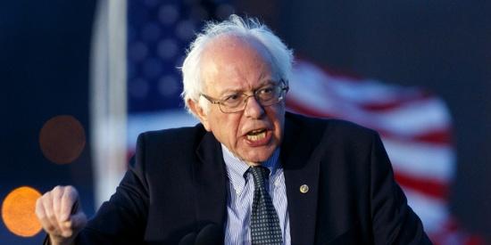 退选后,桑德斯宣布支持拜登参加2020美国总统大选