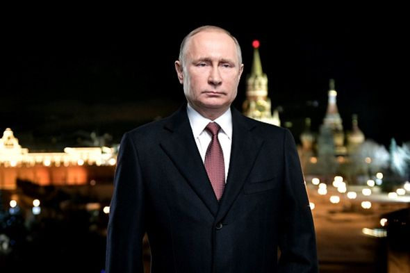 Putin displays full force of his deadly S-400 missile system in veiled threat to NATO