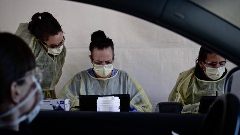 加拿大一省新冠病毒检测结果有三分之一呈假阴性