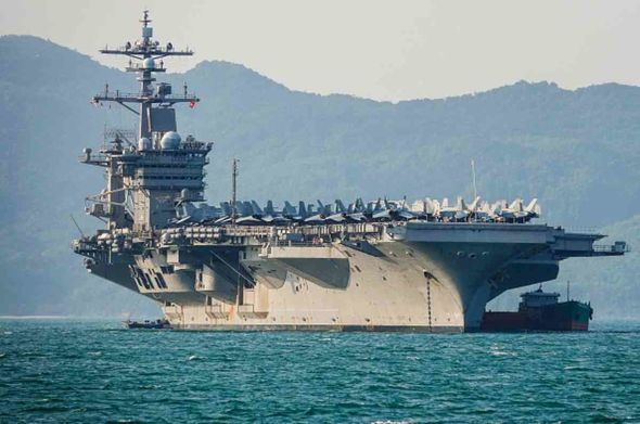 South China Sea military drill risks provoking Trump as Beijing flexes muscle in region