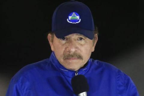 """尼加拉瓜总统""""失踪""""1个多月后现身 发表全国讲话批美国"""