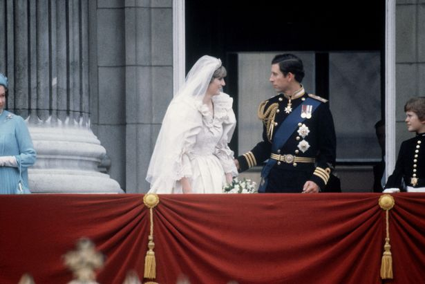 Princess Diana felt 'uneasy' at key part of her royal wedding to Prince Charles