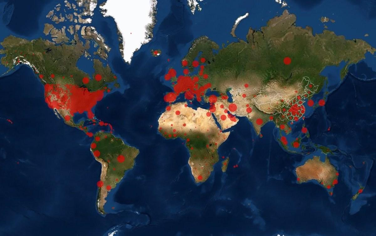 Coronavirus pandemic hits new milestone as global cases pass 2,000,000
