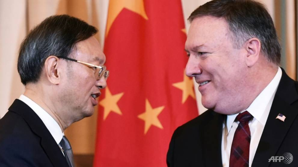 Pompeo calls for China cooperation amid COVID-19 tensions