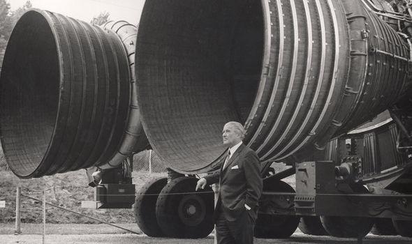 Moon landing secret: NazimastermindbehindNASA's Apollo 11 exposed