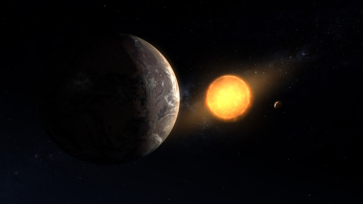New Earth-sized planet found in habitable sweet-spot orbit around a distant star