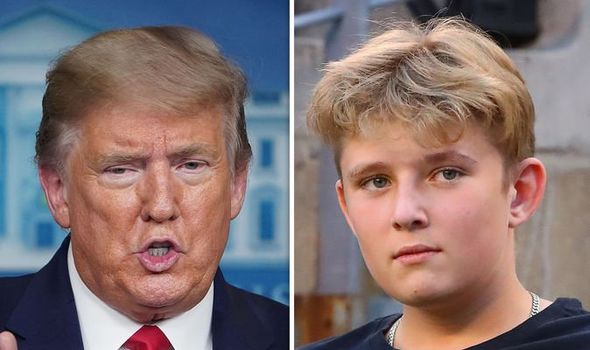 Barron Trump: How youngest Trump has 'already surpassed his father in surprising way'