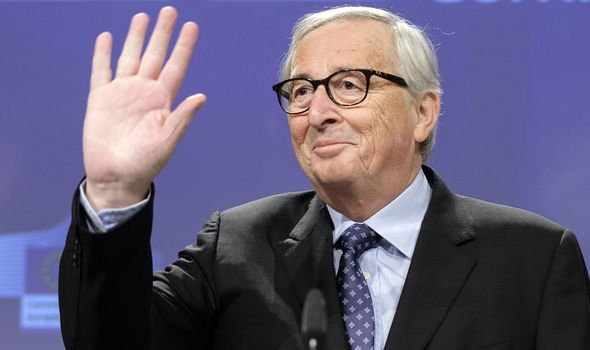 Jean-Claude Juncker set to rake in thousands of pounds with Brexit-bashing speeches