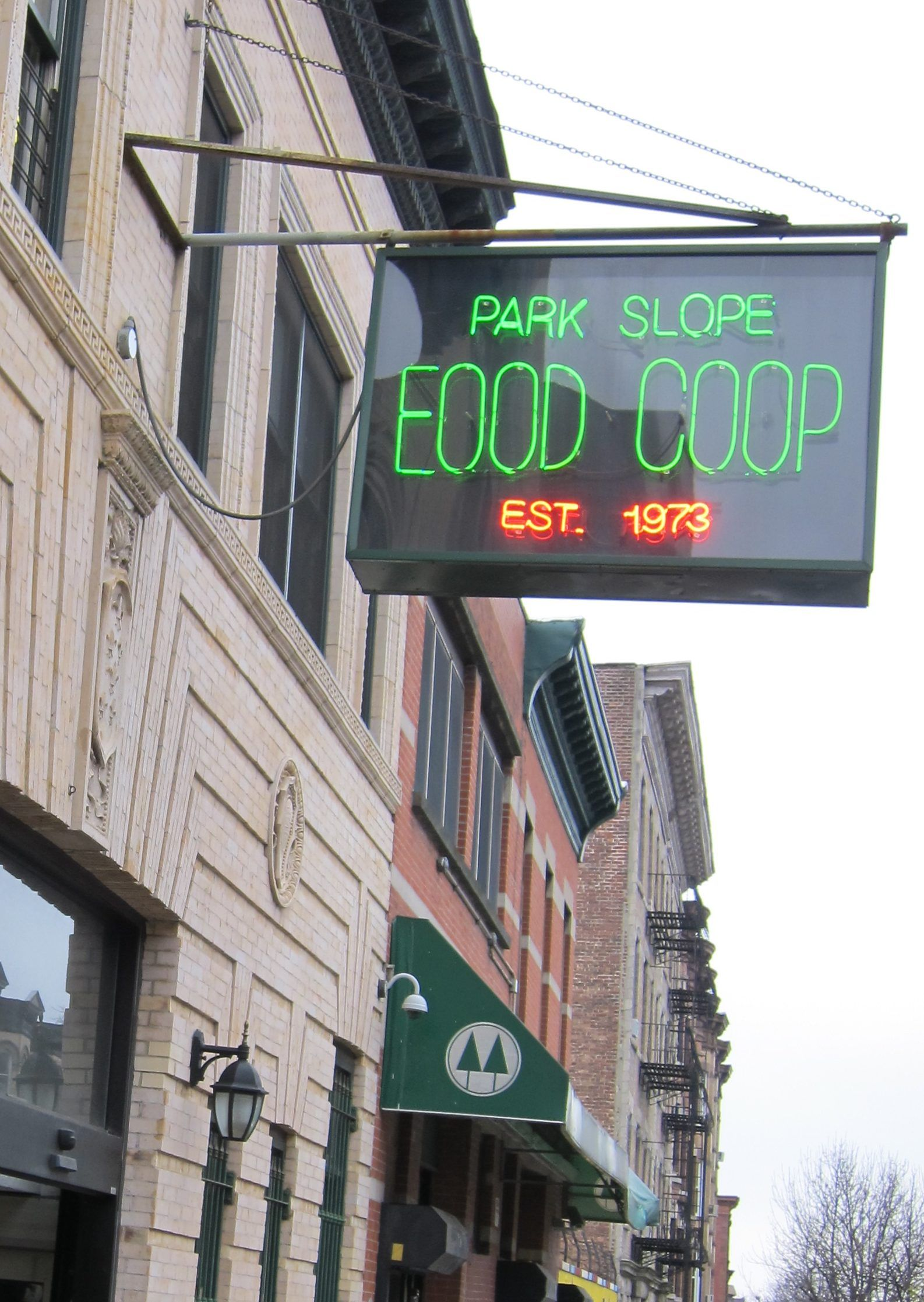 Brooklyn's legendary food co-op shows how community organizations can thrive in a pandemic
