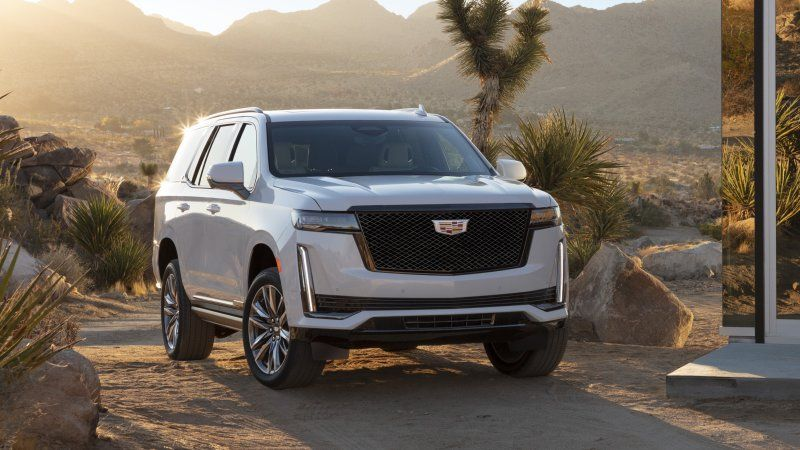 2021 Cadillac Escalade price increases take starting MSRP to $76,195 MSRP