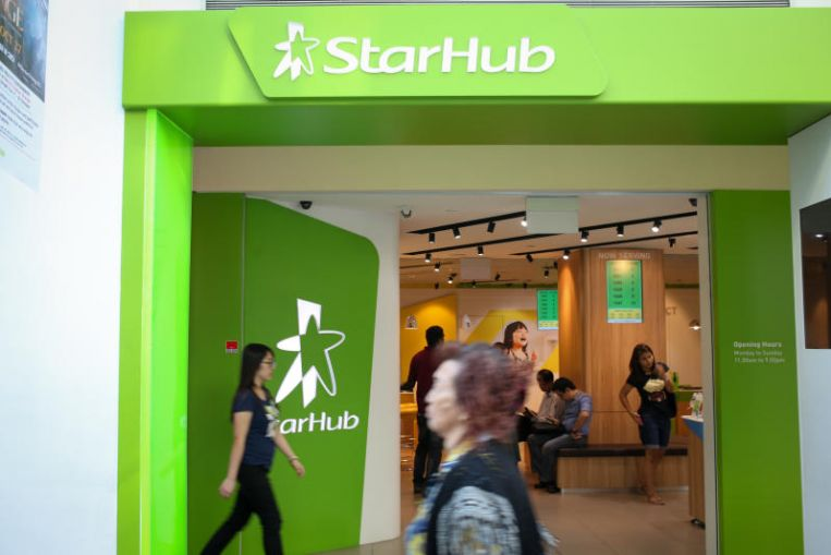 Coronavirus: StarHub offering customers affected by Internet outages a one-time 20% rebate on monthly bill