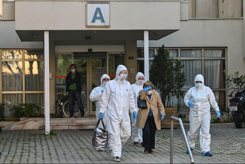 新增4281人确诊‧土耳其累计病例近7万