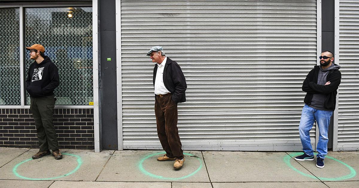 Harvard Researchers Say We May Need Social Distancing Until 2022