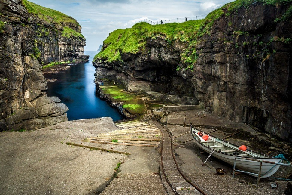 Faroe Islands' virtual tours allow users to remotely control the guide