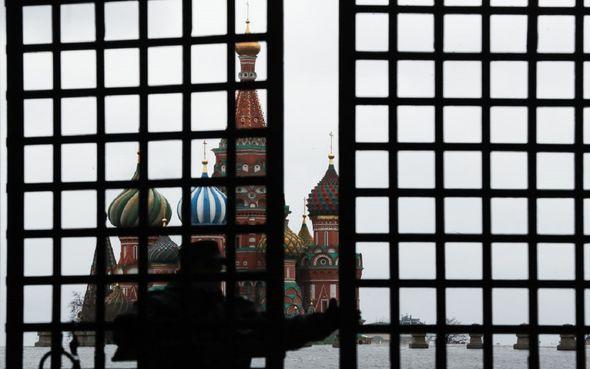 Russia's coronavirus lockdown system raises surveillance concerns
