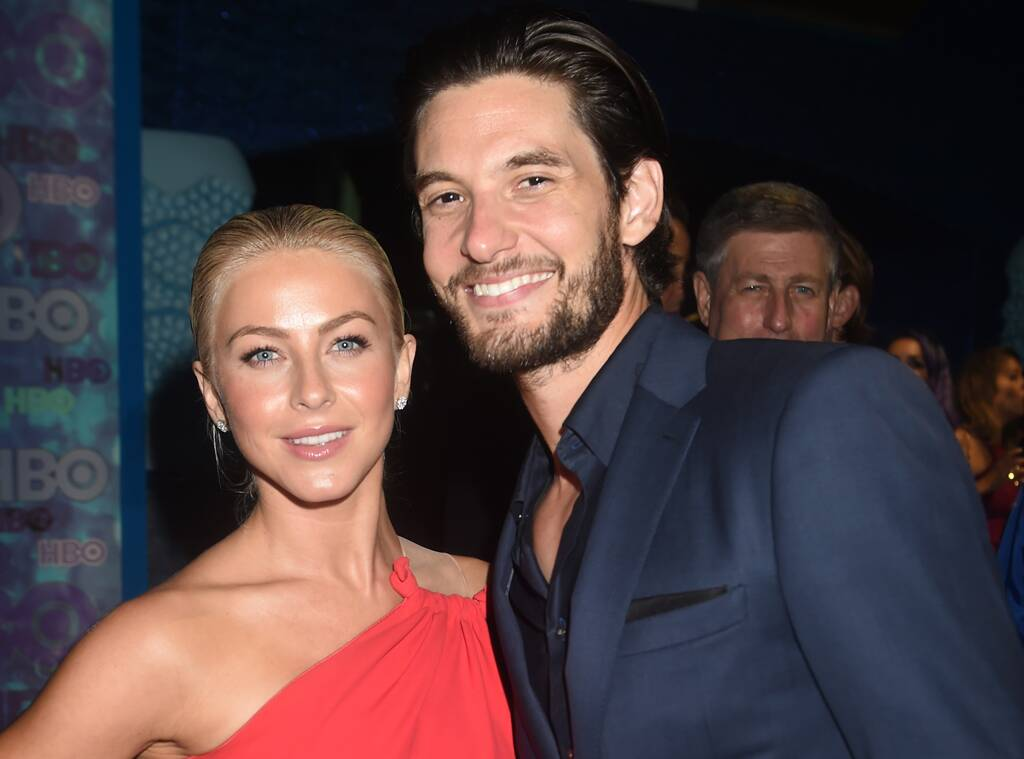 Julianne Hough Steps Out With Actor Ben Barnes as She and Brooks Laich Self-Quarantine Apart