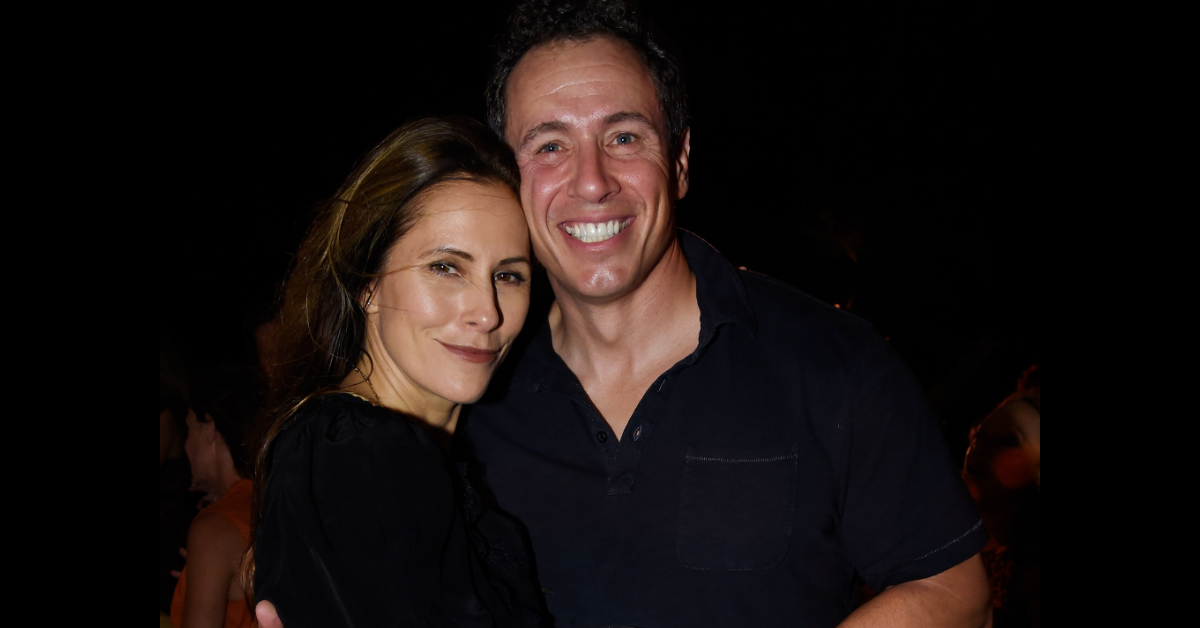 Visibly Shaken Chris Cuomo Says 'It Breaks My Heart' After Wife Cristina Tests Positive For Virus