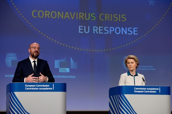 Brussels BYPASSED: Impatient member states IGNORE dithering EU in coronavirus crisis