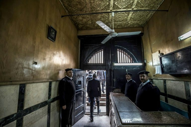 Pandemic worsens plight of middle east prisoners