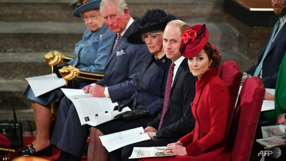 Prince William admits virus fears for Charles, queen