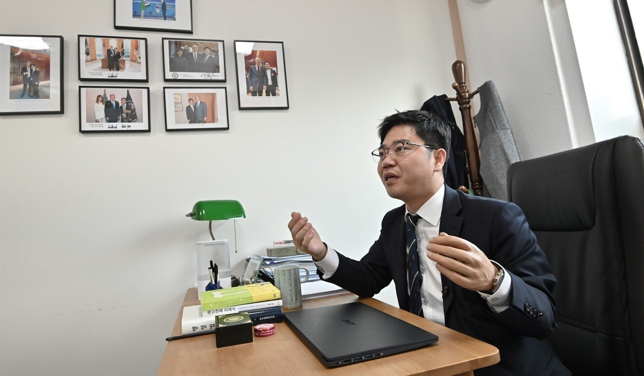 Thae Yong-ho becomes first North Korean defector to win parliamentary seat in South Korea