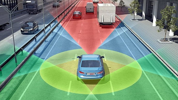 Cameras and sensors in cars for 'harvesting' data; could become a $750 billion industry