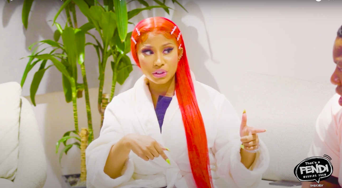 Nicki Minaj and Former Manager Big Fendi Hash Out Their Differences in New Interview