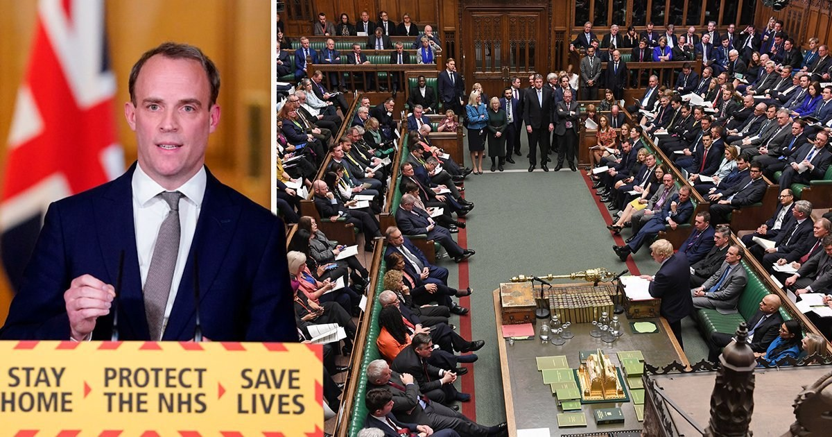 MPs to quiz government on Zoom after 'virtual parliament' plan approved