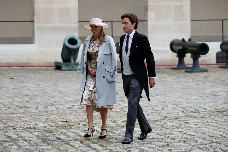 Britain's princess beatrice cancels wedding amid coronavirus -media reports