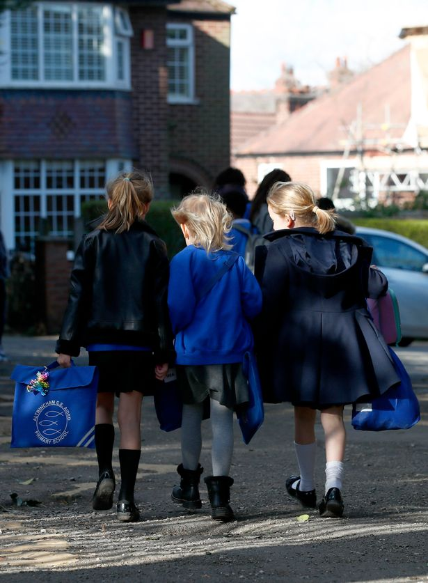 Schools outside London and Birmingham could reopen next month in lockdown easing