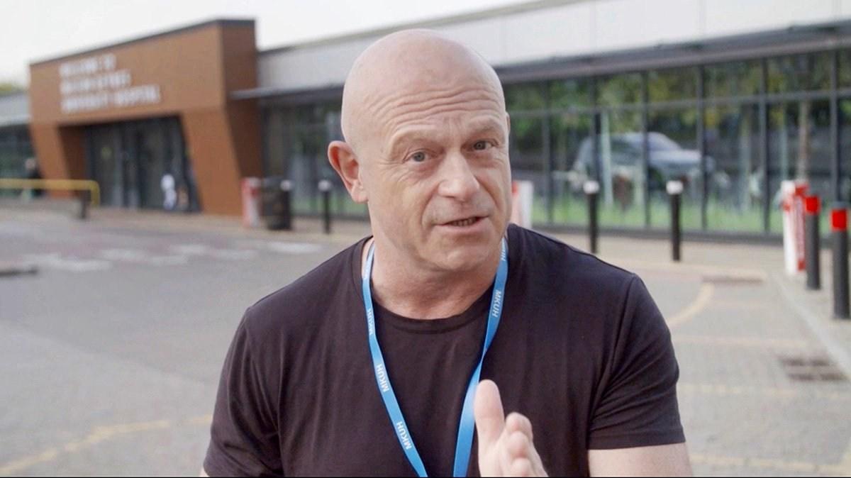 Ross Kemp to explore Britain's coronavirus 'volunteer army' in new documentary