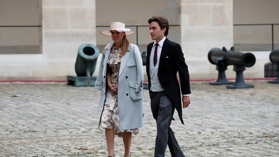 快讯!外媒:英女王孙女比阿特丽斯公主取消原定5月的婚礼