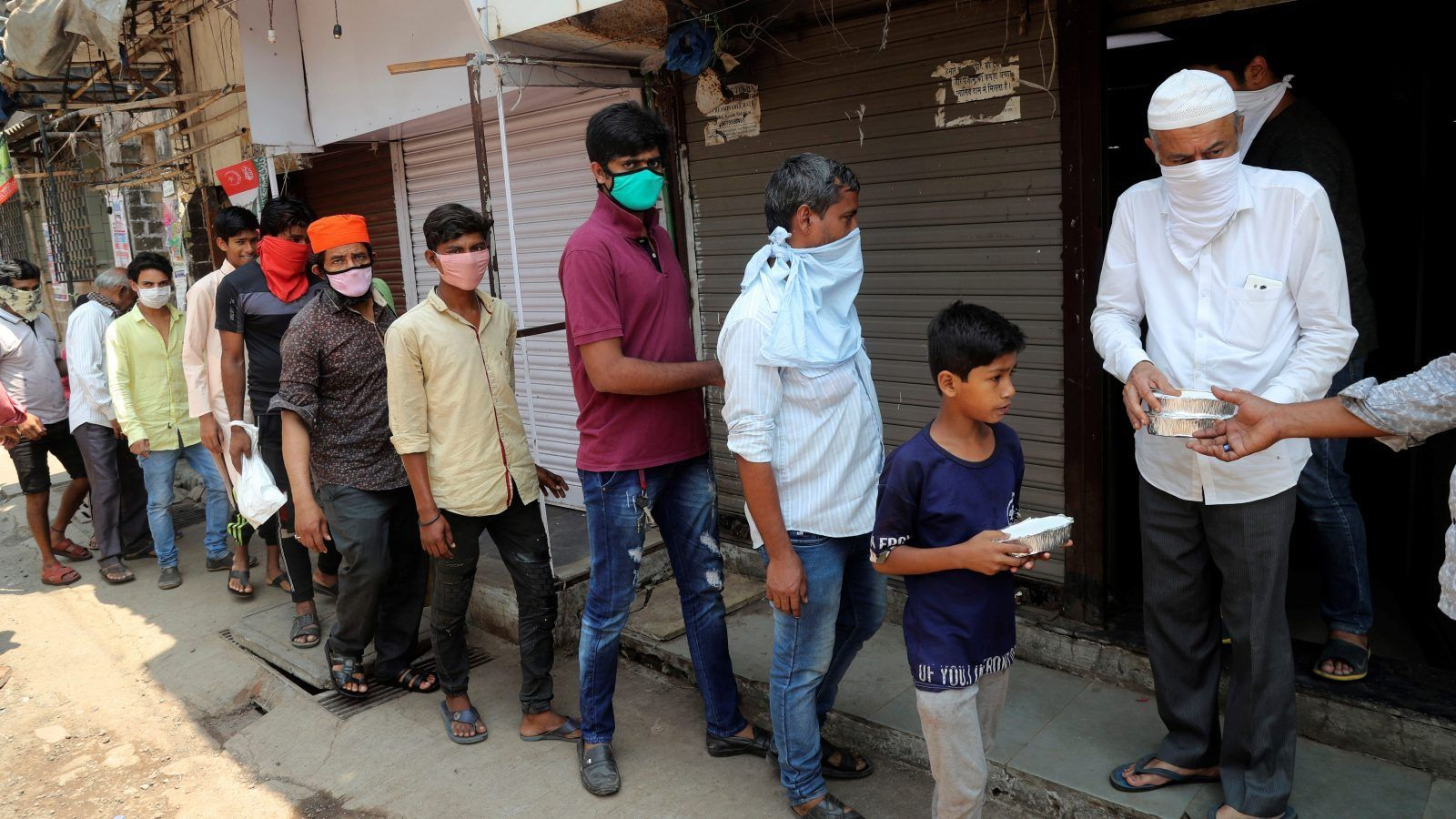 Indiamay be forgetting over 100 million people in its coronavirus relief measures