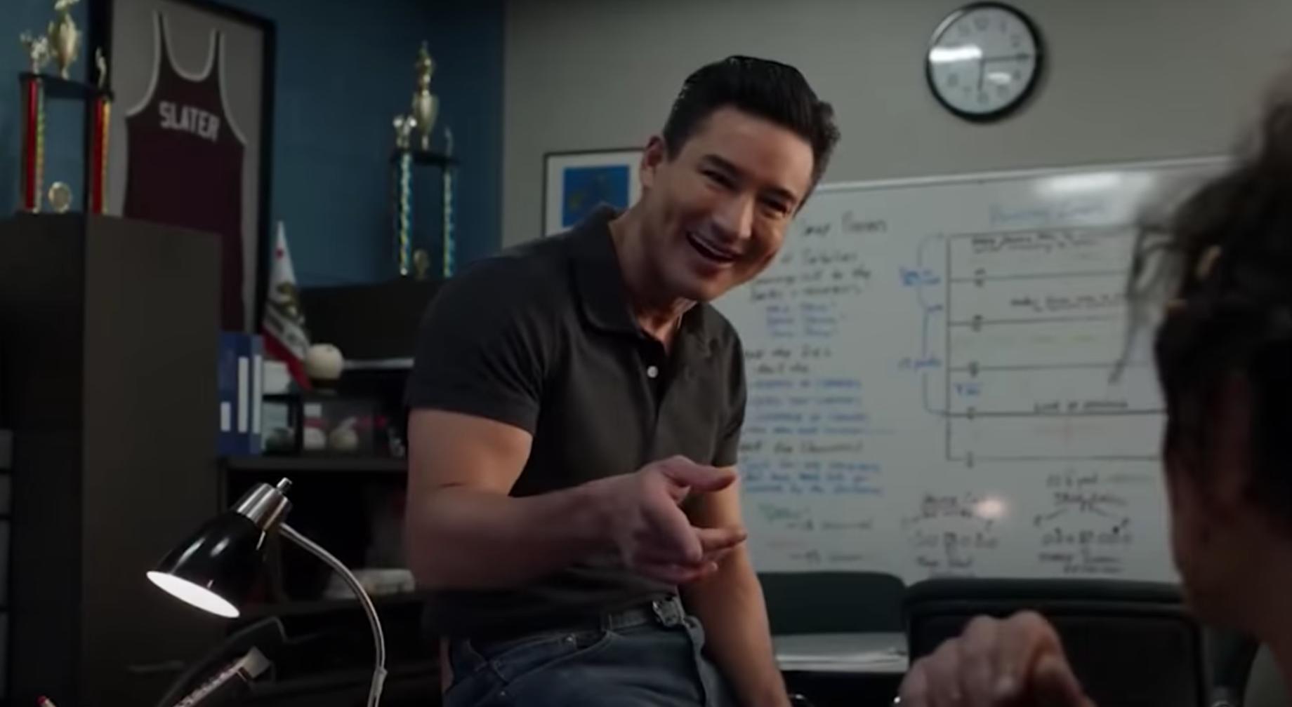 Mario Lopez and Elizabeth Berkley Star in 'Saved by the Bell' Sequel Series Teaser Trailer